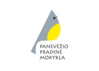 Panevezio pradine mokykla logo