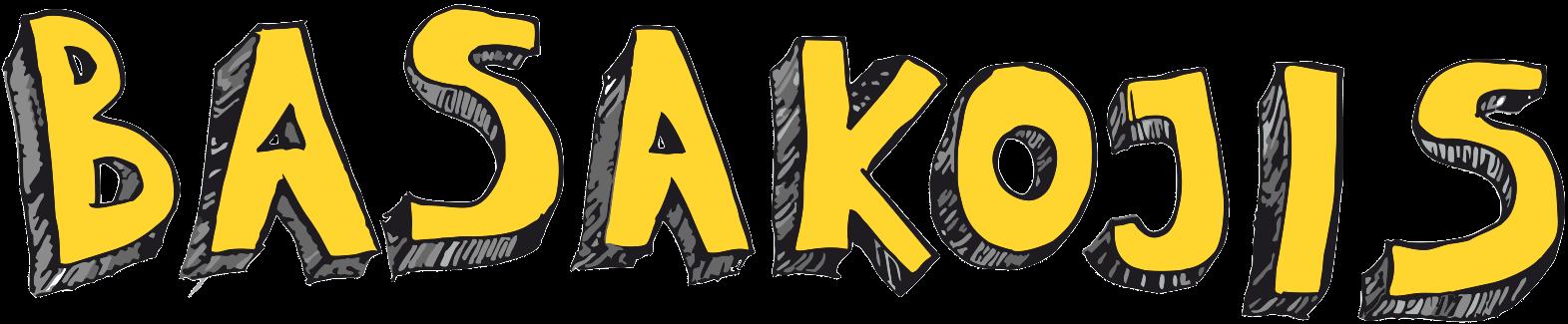Stovykla Basakojis logo